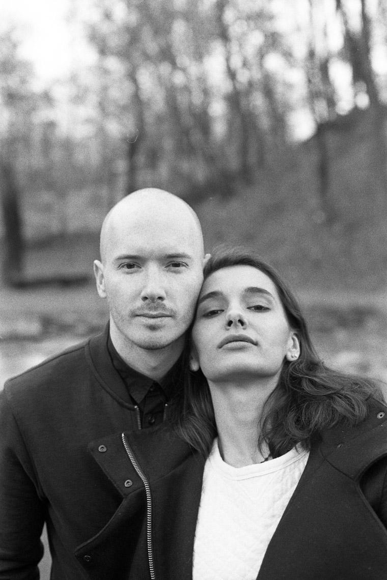 Dan Vakhrameyev and Kateryna Vakhrameyeva