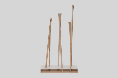 HILKA coat rack small
