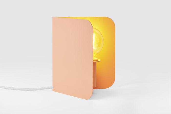 CORNER table lamp