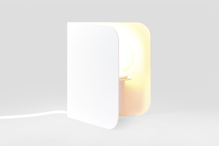 CORNER table lamp